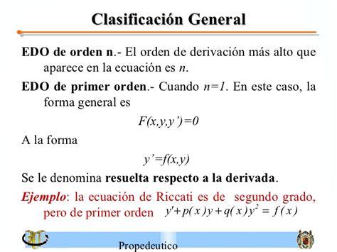 la ecuacin jams resuelta ecuaciones diferenciales