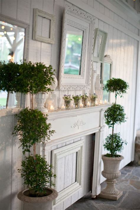 25 best shabby chic mantle ideas on pinterest shabby
