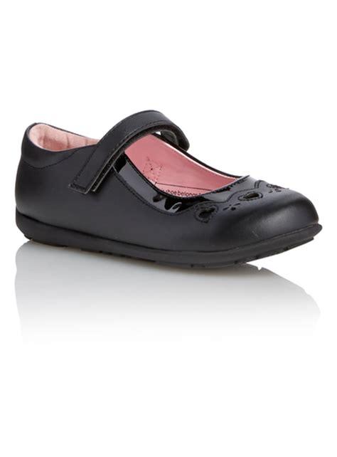 tu shoes black leather school shoes tu clothing