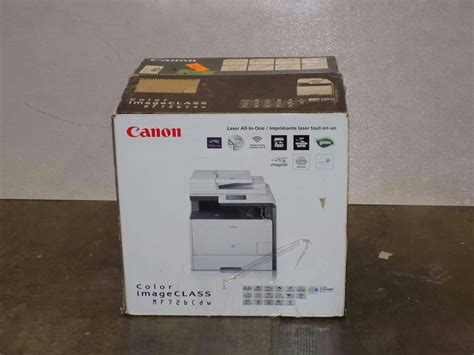 canon printer templates canon imageclass mf726cdw all in one color laser printer