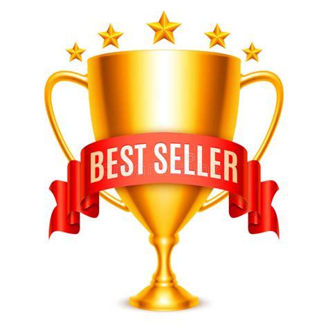 Roster Outer Best Seller best seller award stock vector image of trophy decoration 81898096