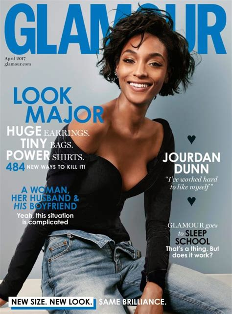 6 Beautiful On 6 April 2010 Magazine Covers by Jourdan Dunn Covers Magazine Uk April 2017