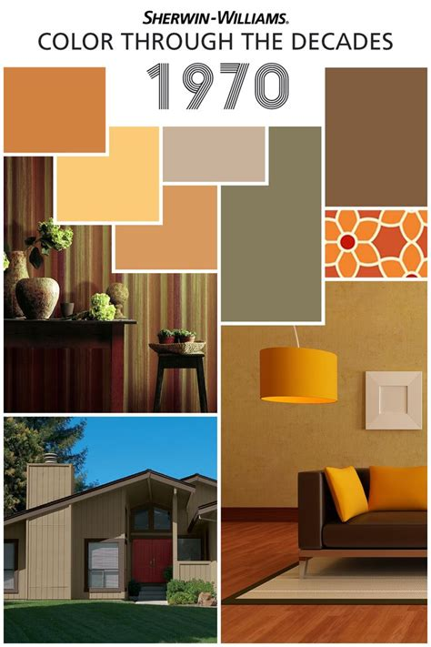 home design trends through the decades 31 best 150 years of sherwin williams images on pinterest