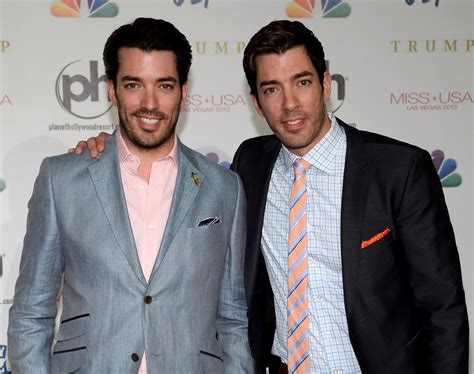 drew and jonathan jonathan and drew scott girlfriend quotes