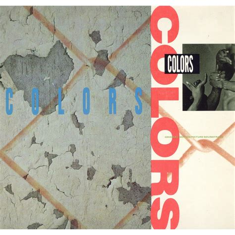 colors soundtrack by v a lp with gmsi ref 114861767