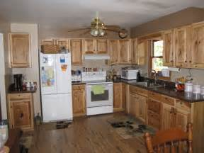 Kitchen Cabinets Denver Co by Denver Hickory Kitchen Cabinets Home Decorating Ideas