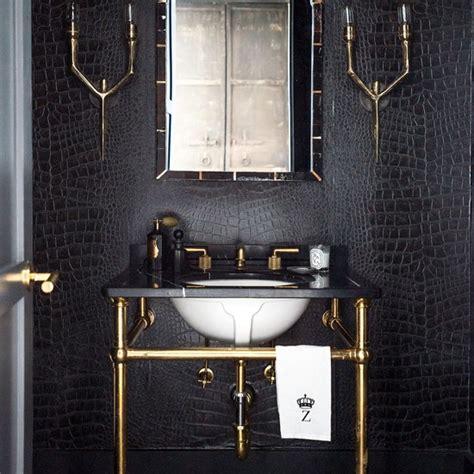 bathroom wallpapers 10 of the best crocodile skin patterned wallpaper bathroom wallpapers