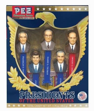 Nahda Set Vol 6 By Bk pez hunters new pez alert u s presidents collectors