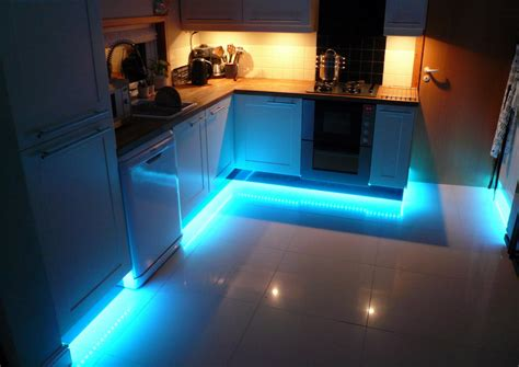 led kitchen lighting ideas 7 led strip light ideas to lighten up your home