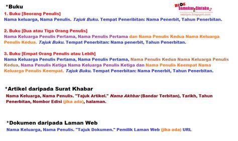 format menulis ulasan artikel blog sejarah stpm baharu blog semekarcintaku edisi