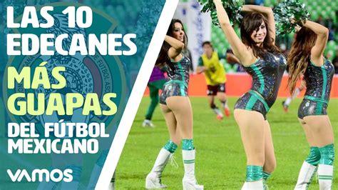 las imagenes mas emotivas del futbol las 10 edecanes m 225 s hermosas del f 250 tbol mexicano en vamos