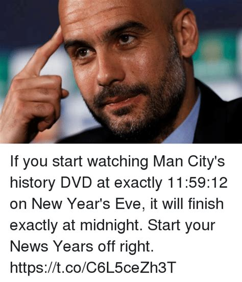 when does new year finish if you start city s history dvd at exactly