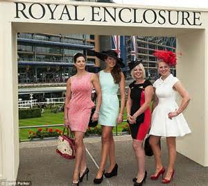 tattoo queen west dress code ascot it s just chavscot and my friend the queen mum