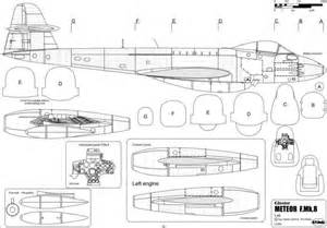 draw to scale online free r v aircraft publications gloster meteor 1 48