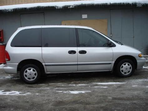 how petrol cars work 2000 plymouth voyager free book repair manuals 2000 plymouth voyager photos 2 4 gasoline ff automatic for sale