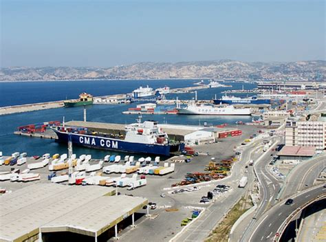 le port de marseille grand port de croisi 232 res