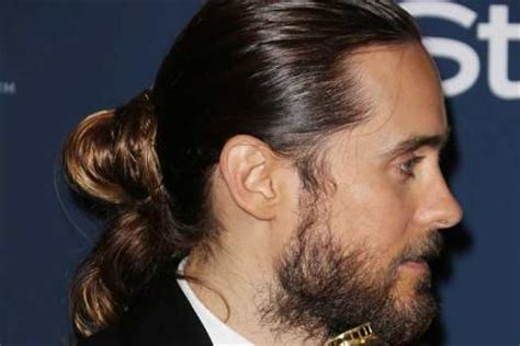 jared leto is right good riddance to the man bun and the jared leto is right riddance to the bun and the google
