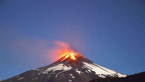 150 Meters To Miles by Chile S Villarica Volcano Erupts These Images Show The