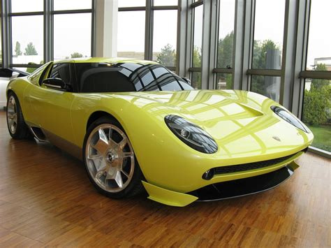 lamborghini miura lamborghini miura concept cool car wallpapers