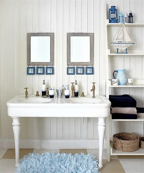 Beachy Bathrooms Ideas | interiors how to create a beach house bathroom daily