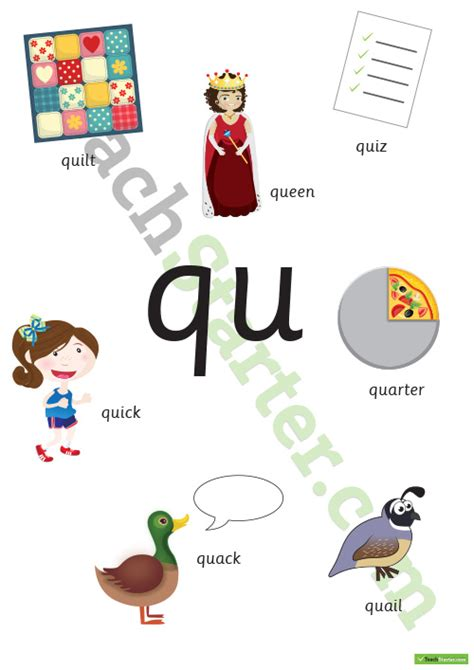 four letter word starting with q 4 letter qu words