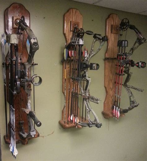 Archery Rack by How To Build A Archery Bow Rack Woodworking Projects Plans