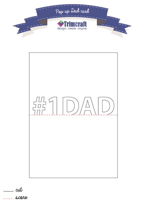 http www 1dogwoof fathers day pop card free silhouette templates this pop up card free printable template way