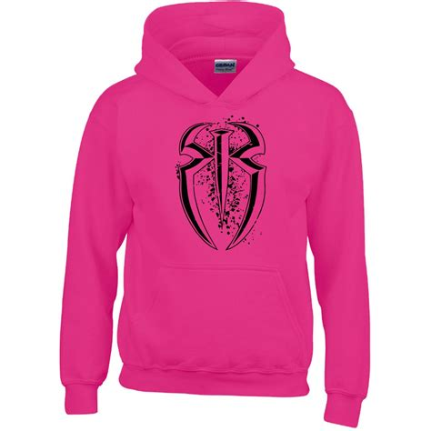 Sweater Hoodie Ryse Of Rome Front Logo reigns spear logo hoody top gift