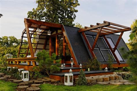 eco friendly homes plans the soleta zeroenergy one small house bliss