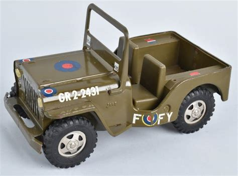 tonka army jeep tonka jeep w military decals