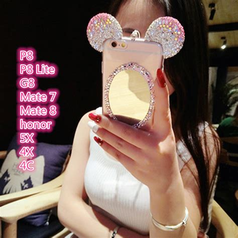Ap Mickey 3d Glittery High Quality Softcase Iphone 4 5 6 6 Grand buy wholesale rhinestone mouse from china rhinestone mouse wholesalers aliexpress