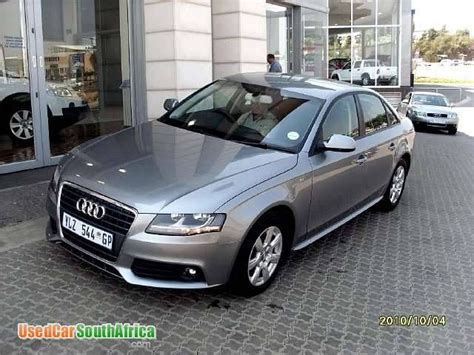 Audi Cars Used For Sale by 2009 Audi A4 Used Car For Sale In Gauteng South Africa