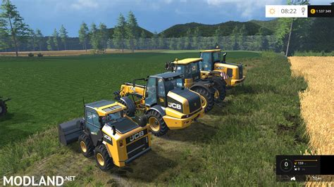In Ls by Jcb Pack V 1 0 Mp Mod For Farming Simulator 2015 15
