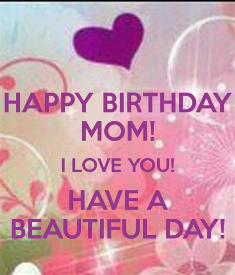 happy birthday mom mp3 download happy birthday mom i love you have a beautiful day