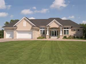 Rancher House childers hill sunbelt home plan 091d 0028 house plans