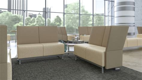 Waiting Room Lounge by Waiting Room Lounge Seating Steelcase Health