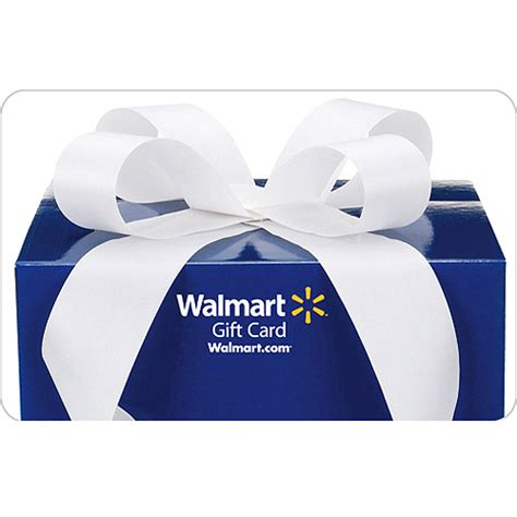Gift Card Boxes Walmart - blue gift box gift card gift cards walmart com