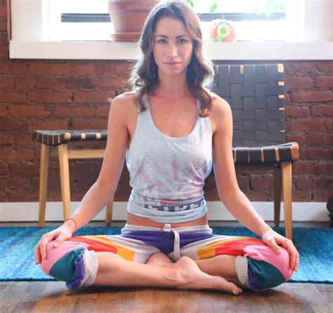 Tara Stiles Yoga Interview 2015