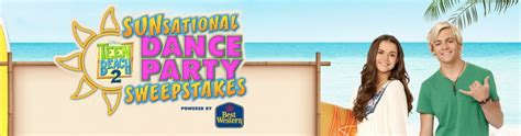 Teen Sweepstakes - disneychannel com beach teen beach 2 sunsational dance party sweepstakes
