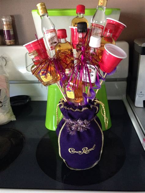 Lindsays Bday Brought To You Bybooze by 1000 Ideas About Mini Bouquet On