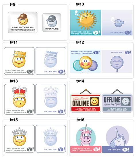 cara membuat widget yahoo messenger belajar hidup membuat widget yahoo messenger di blog