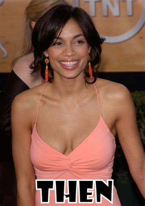Big Bust From Drsusan rosario dawson plastic surgery before and after breast implants