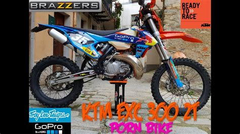 troy lee design graphics ktm my porn 2017 ktm exc 300 2t troy lee design walk around