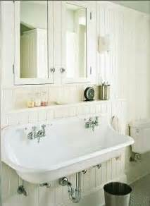 vintage bathroom sink coolness