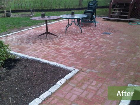 brick paver patio design wollaston development services patio design and masonry