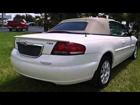2004 Chrysler Sebring Gtc Convertible by 2004 Chrysler Sebring Gtc Convertible