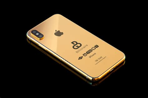 forget the gold iphone x the 2018 18 karat gold plated iphone xs goes for 127 000 gizchina