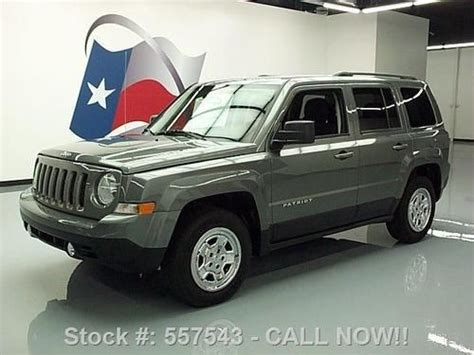 Jeep Patriot Cruise Not Working Sell Used 2012 Jeep Patriot Sport Cd Audio Cruise