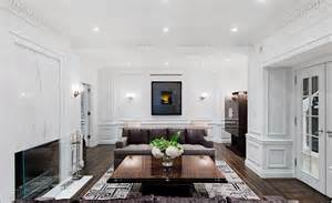 Neoclassical Interior Modern Neoclassical Interiors Mixed With Contemporary By