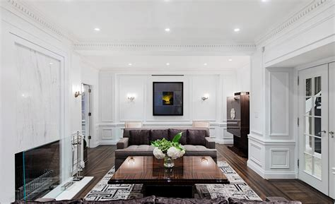 style homes interior modern neoclassical interiors mixed with contemporary by